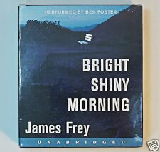 Audio Book Bright Shiny Morning by James Frey (2008, CD, Unabridged)