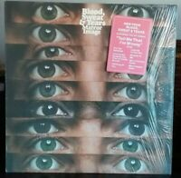 BLOOD, SWEAT & TEARS Mirror Image Vinyl Lp EX Hype Sticker
