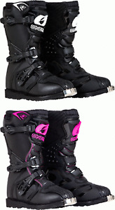 O'Neal Youth Kids Rider Boots - MX Motocross Dirt Bike Off-Road ATV Boys Girls