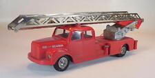 Tekno Denmark Nr. 445 Scania Vabis 96 Feuerwehr Leiterwagen Nr. 2 #5106
