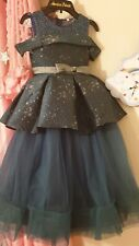 Girls Party Dress 4-5/5-6 years