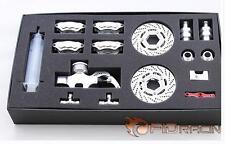 FID 4 wheel hydraulic brake set  four wheel for Baja 5B SS 5T free shipping