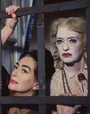 Joan Crawford Bette Davis Whatever Happened to Baby Jane movie stars 8x10 photo