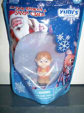 NIP! Yubi The Year Without Santa Claus Iggy Ignatius Figurine Finger Puppet!