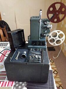 Paillard- Bolex G3 Tri - Film 8/9.5/16mm FILM PROJECTOR