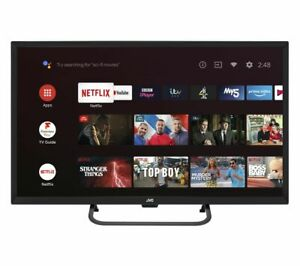 "JVC LT-32CA790 Android TV 32"" Smart Full HD LED TV Google Assistant - Currys"