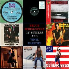"Bruce Springsteen - 12"" Singles And Vinyl Rarities [CD]  Dancing In The Dark"