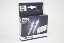 BERU G2SB Glühkerze für BMW, CITROËN, FSO, LADA, MAHINDRA, OPEL, PEUGEOT u.a.
