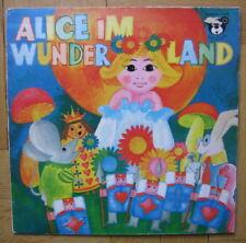 Alice Im Wunderland - Lewis Caroll / LP