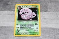 Dark Weezing 14/82 Team Rocket Holofoil Rare Holo Pokemon Card