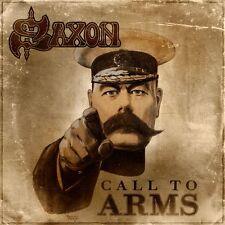 SAXON - CALL TO ARMS - BRAND NEW LP VINYL 2011 GATEFOLD