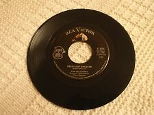 TEEN THE LOLLIPOPS PEGGY GOT ENGAGED/I'LL SET MY LOVE TO MUSIC RCA 8344
