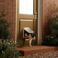 2-Way Pet Door Dog and Cat Flap Small Medium Large PetSafe I7F3 Original A3A7