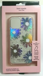 kate spade new york Daisy Iridescent Case for iPhone 12 and iPhone 12 Pro