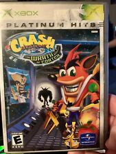 Crash Bandicoot: The Wrath of Cortex Xbox X Box Platinum Hits Universal Rated E