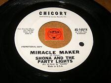 SHONA & THE PARTY LIGHTS - MIRACLE MAKER - NICE GUY - LISTEN - SOUL POPCORN