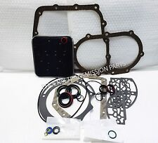 A604 40TE 41TE Transmission External Gasket and Seal Rebuild Kit & Filter