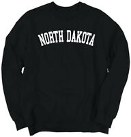 North Dakota State Shirt Athletic Wear USA T Novelty Gift Ideas Sweatshirt