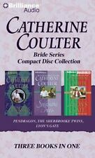 Bride: Catherine Coulter Bride Collection : Pendragon; The Sherbrooke Twins;...