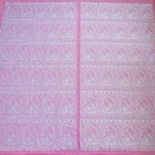 paire de rideaux de cuisine blanc motif fruits 120 cm x 60 cm - NEUF / curtain