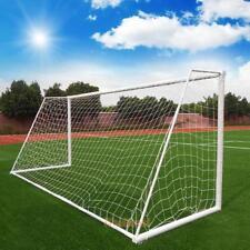 4-Size Football Soccer Goal Net Outdoor Sport Training Practice Tool