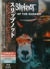 SLIPKNOT-DAY OF THE GUSANO-...-JAPAN 2 BLU-RAY+CD+T-SHIRT (SIZE M) Ltd/Ed AH13