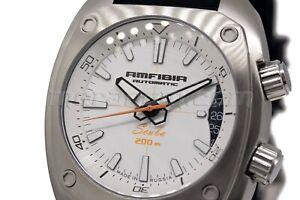 Wristwatch Vostok AMPHIBIA SCUBA 070799 russian mechanical-Auto Water Proof 200m