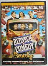 New GIFT Ready Redneck Comedy Roundup 2005 FF DVD Ron White Bill Engvall Foxwort