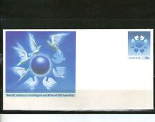 Briefmarken aus Australien, Ozeanien & der Antarktis als Ganzsache