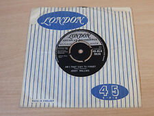 "EX- !! Jerry Wallace/Am I That Easy To Forget/1962 London 7"" Single"