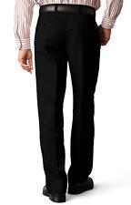 NWT 34x30 DOCKERS D3 Classic EASY Khaki PLEATED Front PANTS 46298-0001 BLACK $50