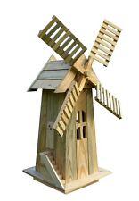Shine Company 4955N Decorative Windmill - Natural -
