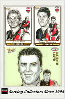 AFL Trading Card MASTER Team CollectionEXCL. ROOKE DR2-ESSENDON-2007 Champions