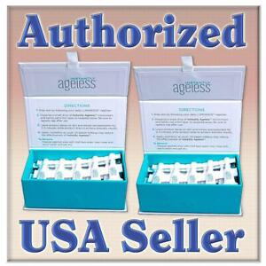 Instantly Ageless 25 Vials - 2 pk.  Exp 5/2023. Guaranteed Authorized Seller!