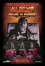 THE WALKING DEAD ALL OUT WAR - PRELUDE TO WOODBURY STARTER - MANTIC - 1ST CLASS