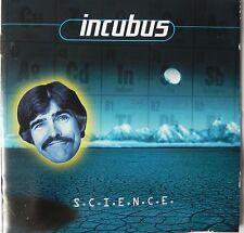 Incubus - S.C.I.E.N.C.E. (2002) 12 track CD Album