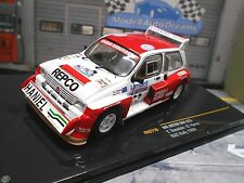 MG Austin Metro 6R4 Gr.B Rallye RAC 1986 #23 Teesdale Repco RAR  IXO 1:43