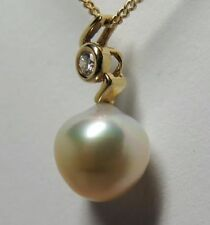 Pearl Yellow Fine Pendants