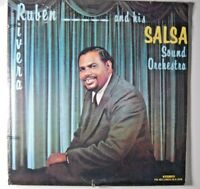 RUBEN RIVERA & His Salsa Sound Orchestra LATIN GUAGUANCO re LP SEALED