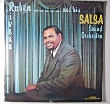 RUBEN RIVERA & His Salsa Sound Orchestra LATIN GUAGUANCO re LP SEALED