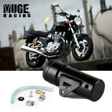 Universal Aluminum Alloy Styling Oil Catch Tank Coolant Reservoir For Motorcycle