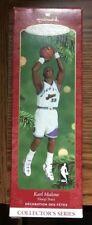 Hallmark Keepsake Ornament NBA Karl Malone Hoop Stars Collector Series Christmas