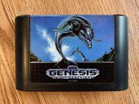 Ecco The Dolphin (Sega Genesis) *AUTHENTIC, TESTED*