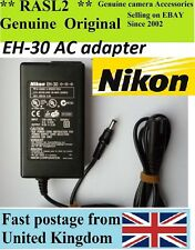 Genuine originale Nikon AC Adapter eh-30 Coolpix 700 750 775 800 900 950 990 600