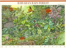 US 4474 Hawaiian Rain Forest 44c sheet MNH 2010-12th of Nature Series PO fresh