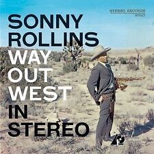 Sonny Rollins - Way Out West SACD CD DSD Hybrid 753088753060 APO (sealed)