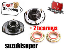 2 Front Strut Mount + Bearing Kit Toyota Camry 4 Cyl Pair Replacement 1997-2002