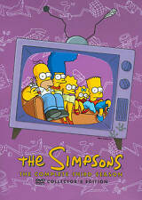 The Simpsons: The Complete Third Season ~ Collector's Edition ~ Ships in 12 hrs!