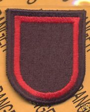 SOAFCOM Spec Ops Cmd Africa Airborne beret flash patch