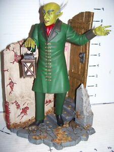 Nosferatu Model Diorama